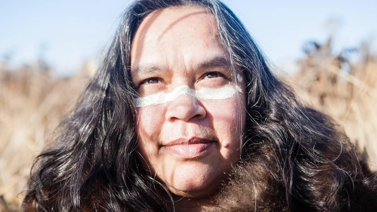 Gunditjmara Elder and member of the National Hate Crime Network Charmaine Clarke.