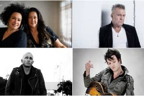 Barnesy, Chris Cheney, Diesel, Vika & Linda and more are coming to Berry Showgrounds in 2021.